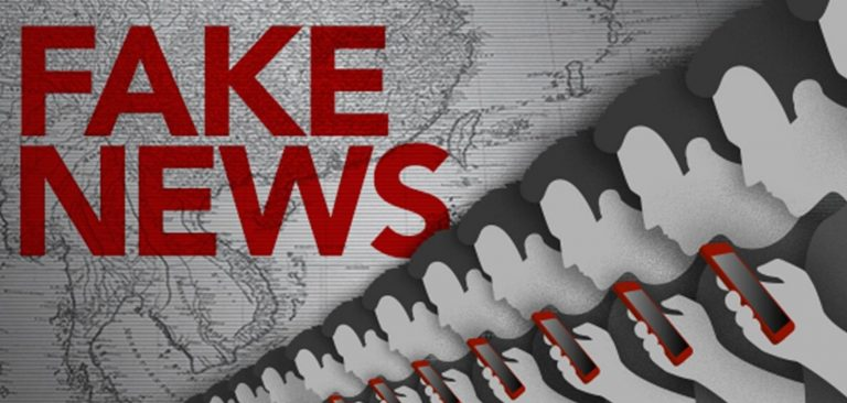 """Lying Singapore minister says it's a """"coincidence"""" fake news law has only been used to silence political dissent Fake-news-singapore-768x366"""