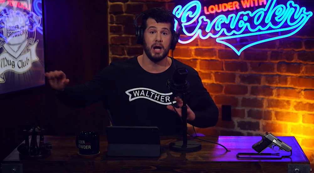 "YouTube's controversial ""hate speech"" rules resulted in comedian Steven Crowder and many other YouTubers being demonetized"